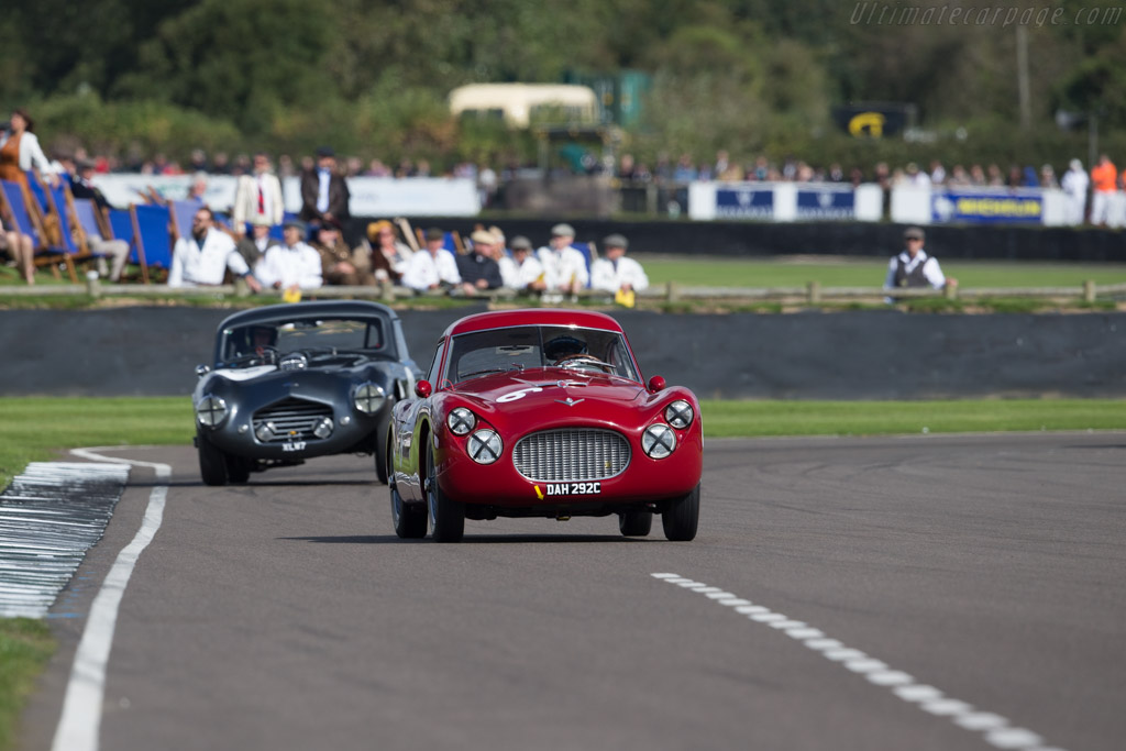 Fiat 8V Rapi - Chassis: 106*000104 - Entrant: Graham Burrows - Driver: Ian Nuthall  - 2015 Goodwood Revival