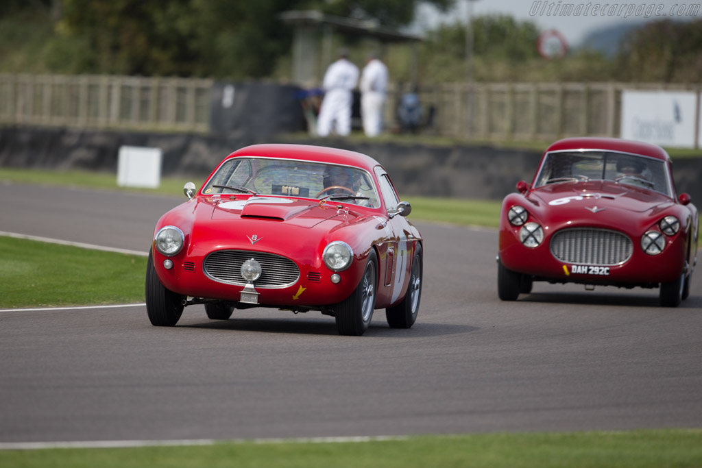 Fiat 8V Zagato Coupe - Chassis: 106*000088 - Driver: Christian Traber  - 2015 Goodwood Revival