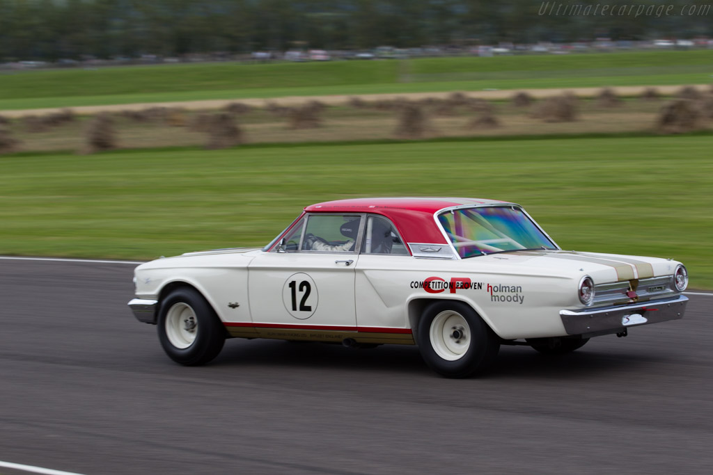 Ford Fairlane Thunderbolt  - Driver: Henry Mann  - 2015 Goodwood Revival