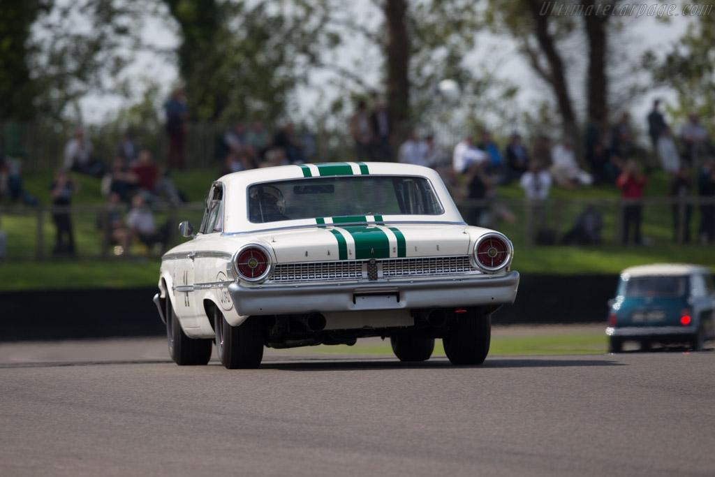 Ford Galaxie 500  - Entrant: Ian Dalglish - Driver: Marino Franchitti  - 2015 Goodwood Revival