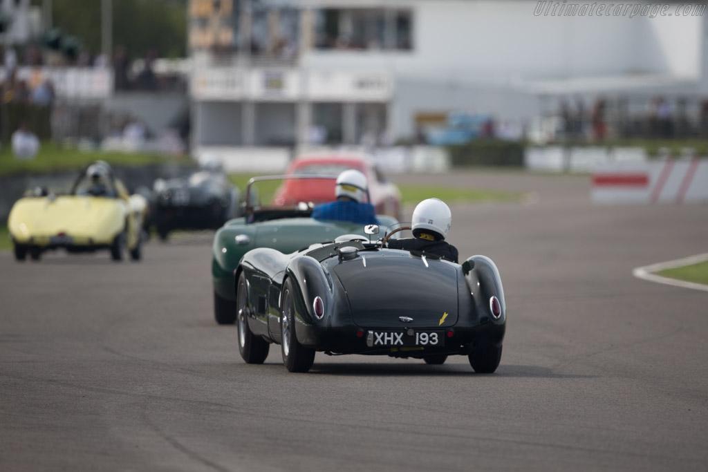 Frazer Nash Mille Miglia - Chassis: 421-100-161 - Driver: Philip Champion  - 2015 Goodwood Revival