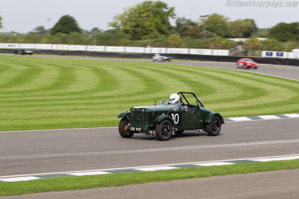 Healey Duncan Drone - Chassis: B1738 - Entrant: Warren Kennedy - Driver: Grahame Bull  - 2015 Goodwood Revival