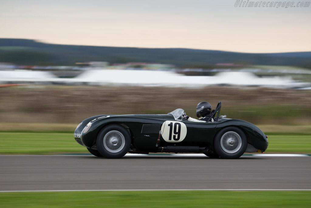 Jaguar C-Type - Chassis: XKC 039 - Entrant: Gavin Henderson - Driver: Gavin Henderson / Rory Henderson  - 2015 Goodwood Revival