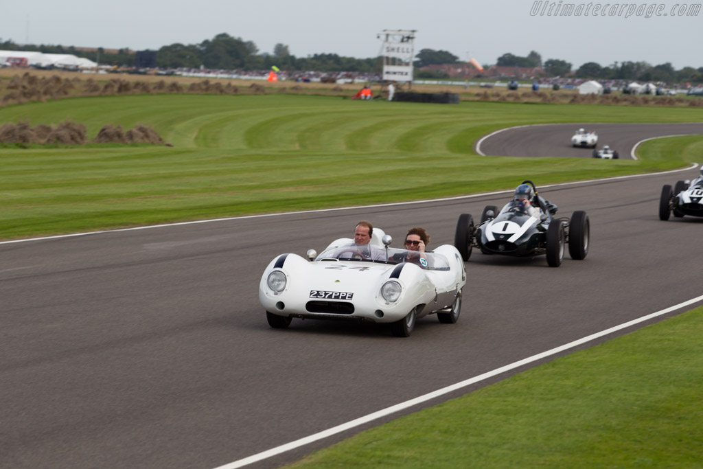 Lotus 15 Climax - Chassis: 609 - Entrant: Roger Wills - 2015 Goodwood Revival