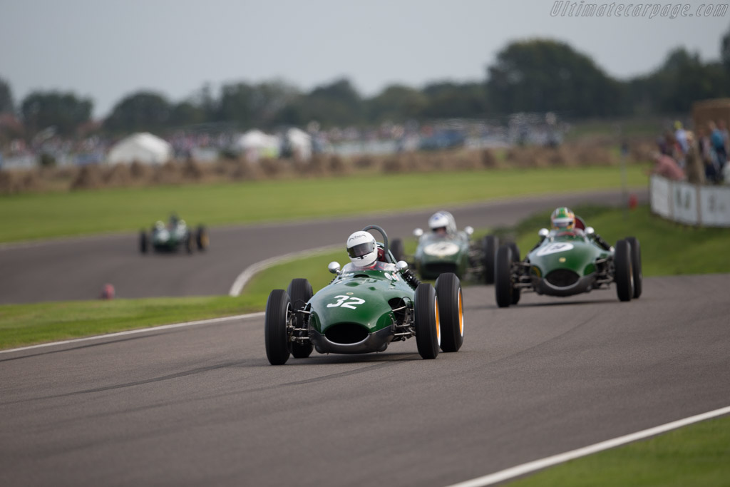 Lotus 16 Climax - Chassis: 364 - Driver: Marshall Bailey  - 2015 Goodwood Revival