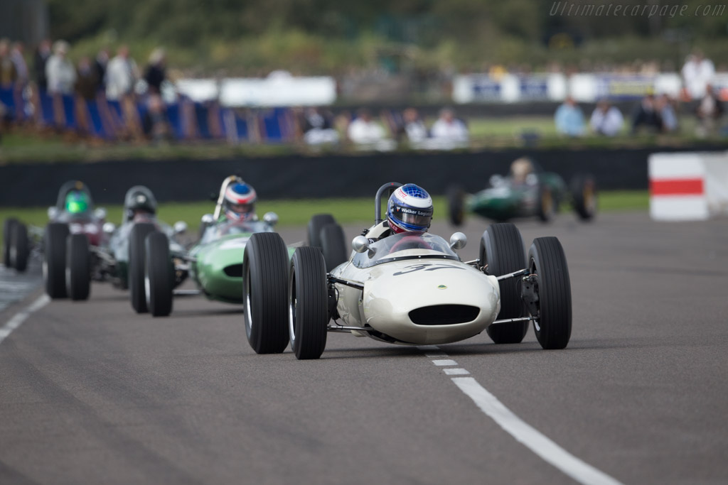 Lotus 24 BRM - Chassis: 946 - Entrant: Philip Walker - Driver: Miles Griffiths  - 2015 Goodwood Revival