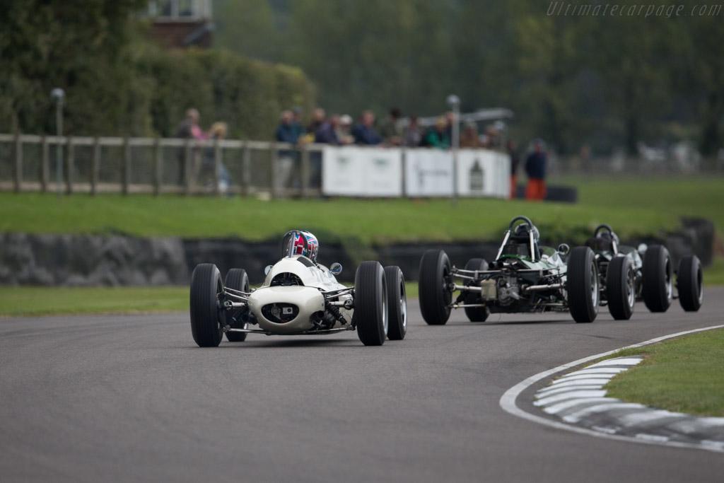 Lotus 24 BRM - Chassis: 946 - Entrant: Philip Walker - Driver: Miles Griffiths  - 2015 Goodwood Revival