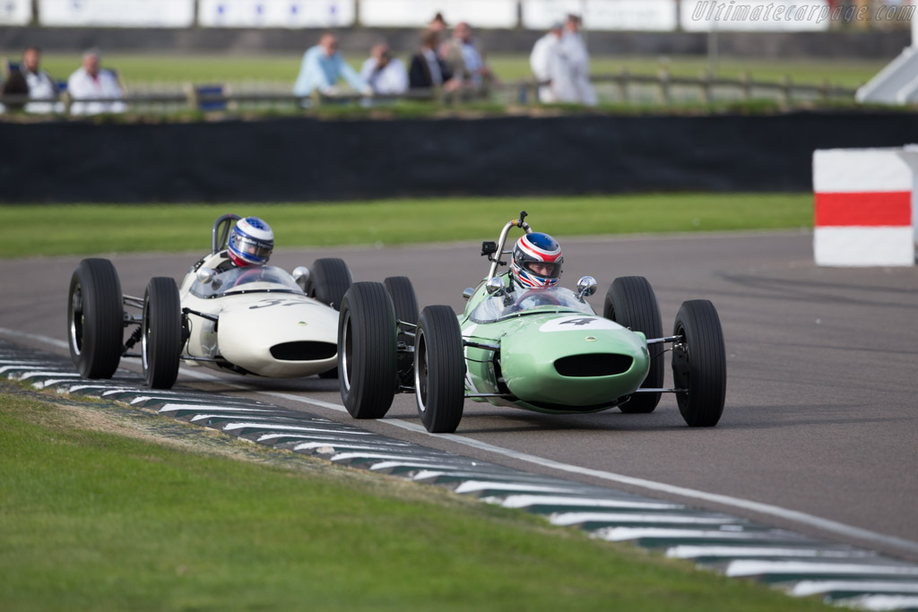 Lotus 24 Climax - Chassis: 944 - Driver: Andrew Beaumont  - 2015 Goodwood Revival