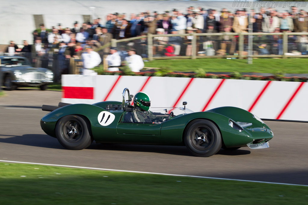 Lotus 30 Ford - Chassis: 30/L/7 - Driver: Anthony Schrauwen  - 2015 Goodwood Revival