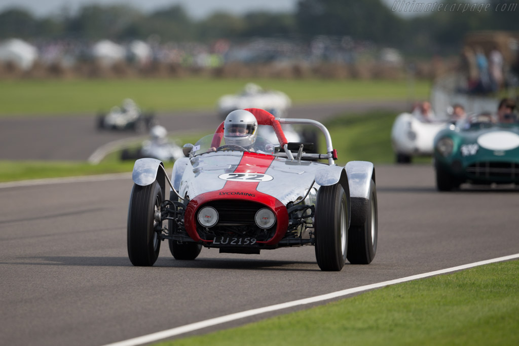 Lycoming Special  - Entrant: Ralph Smith  - 2015 Goodwood Revival