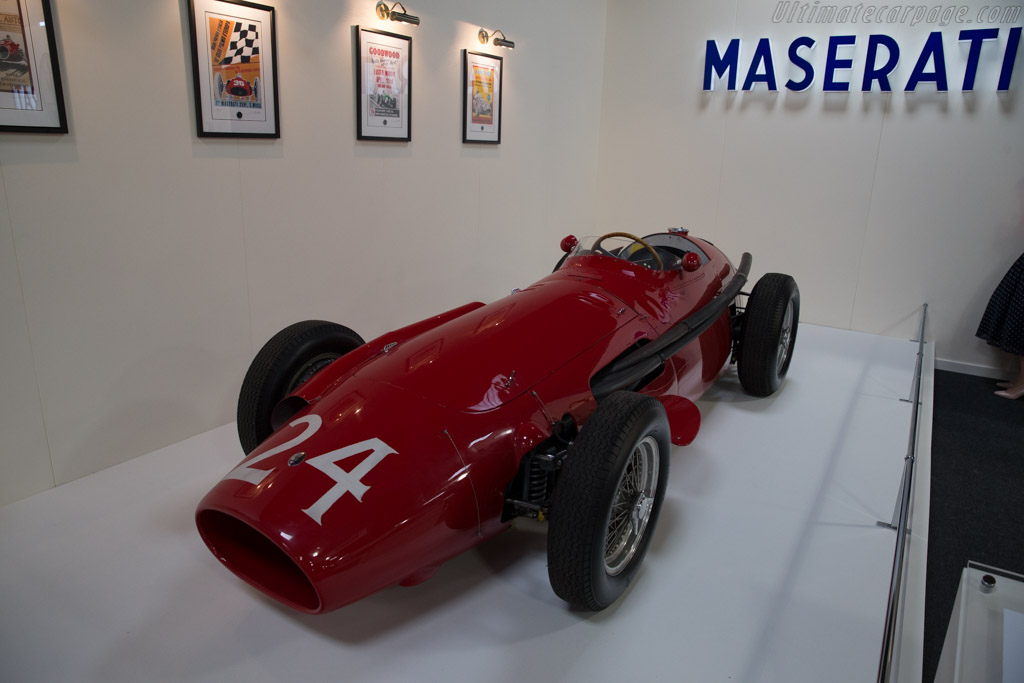 Maserati 250F - Chassis: 2508   - 2015 Goodwood Revival