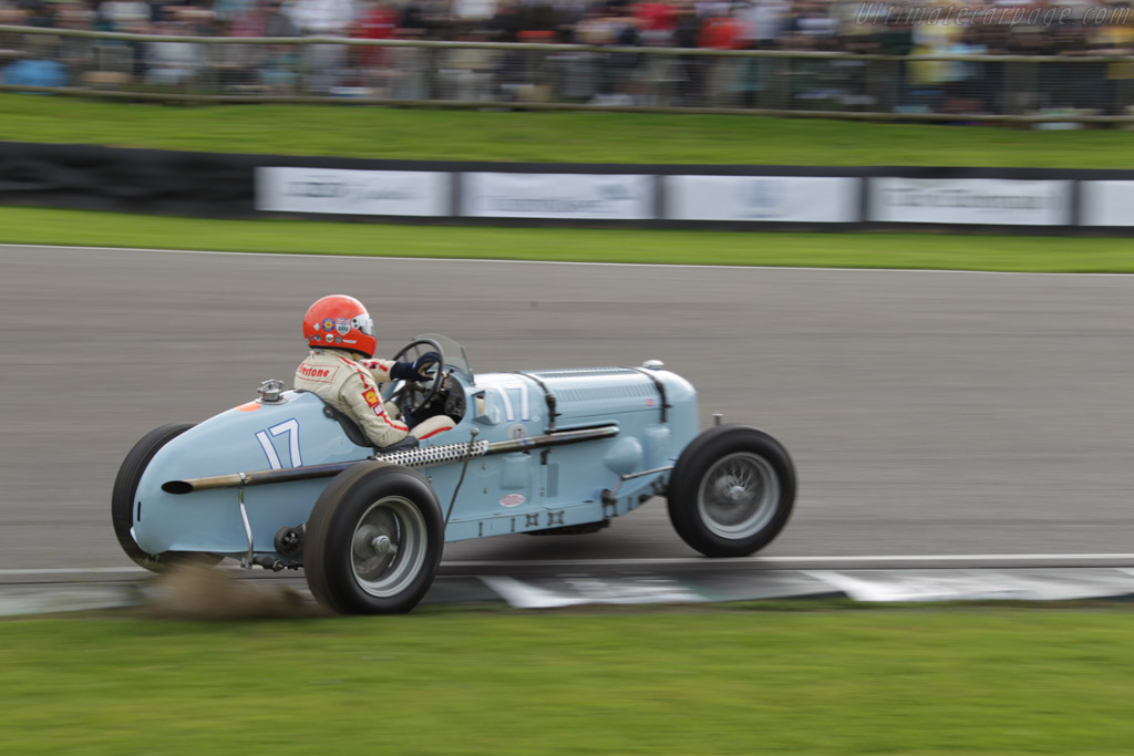 Parnell MG - Chassis: K3009 - Entrant: Anthony Ditheridge - Driver: Barrie Williams  - 2015 Goodwood Revival