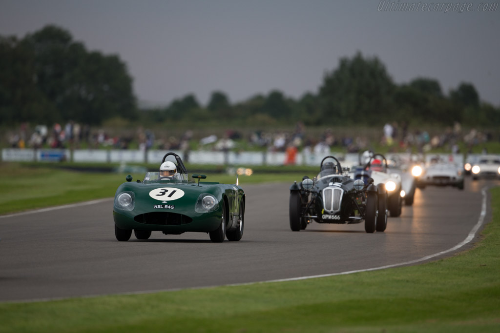 RGS Atalanta  - Entrant: Barry Wood - Driver: Barry Wood / William Nuthall  - 2015 Goodwood Revival