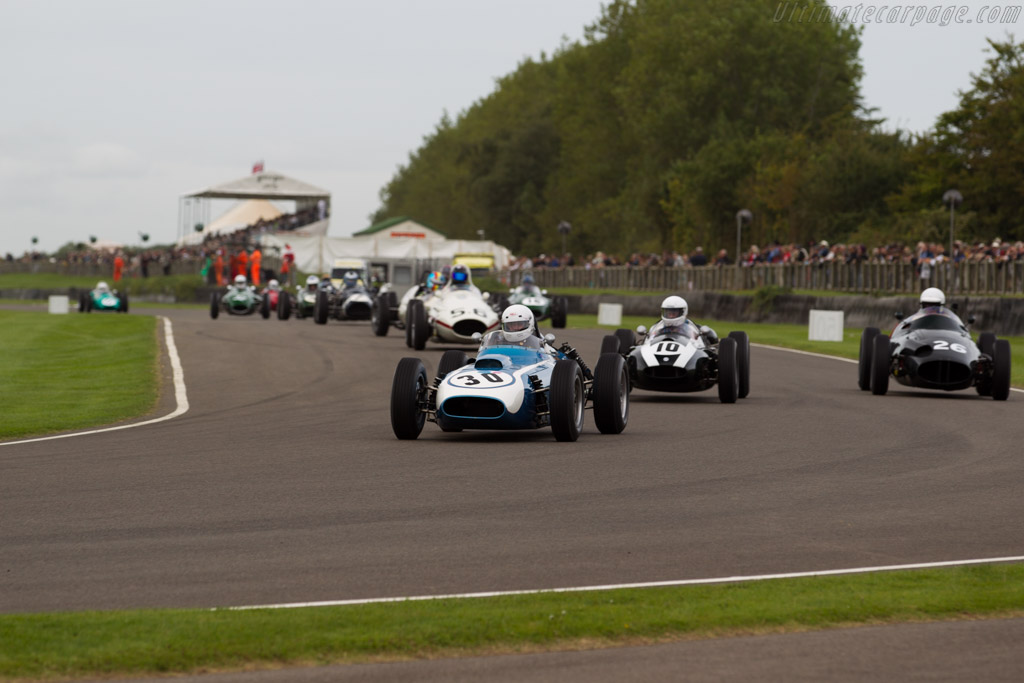 Scarab F1 Offenhauser - Chassis: 003 - Driver: Julian Bronson  - 2015 Goodwood Revival