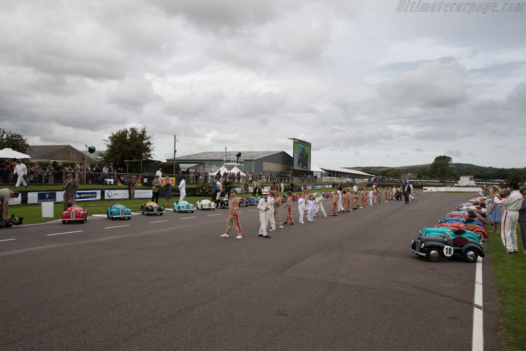 Settrington Cup    - 2015 Goodwood Revival