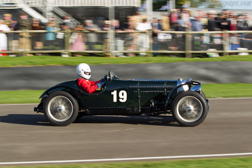 Squire 1500 SC Skimpy - Chassis: X102 - Driver: Richard Wilson  - 2015 Goodwood Revival