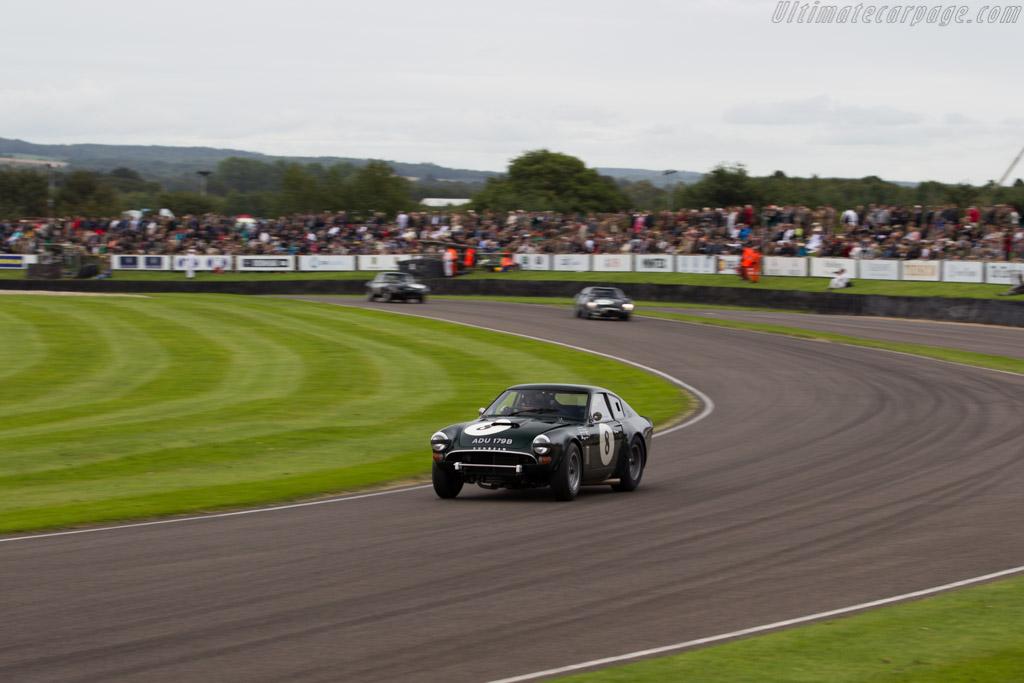 Sunbeam Lister Tiger - Chassis: B9499997 - Entrant: Tony Eckford - Driver: Chris Beighton / Matt Neal  - 2015 Goodwood Revival