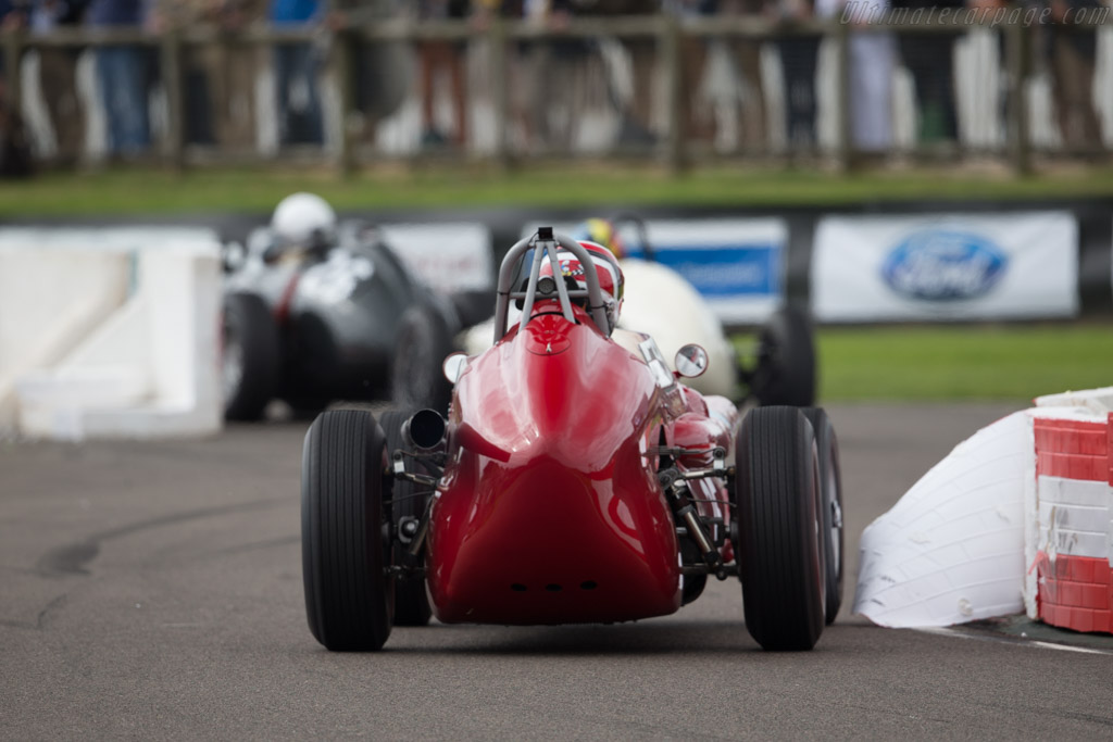 TecMec Maserati  - Driver: Tony Wood  - 2015 Goodwood Revival