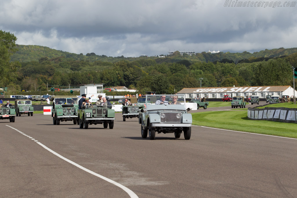 Welcome to Goodwood    - 2015 Goodwood Revival
