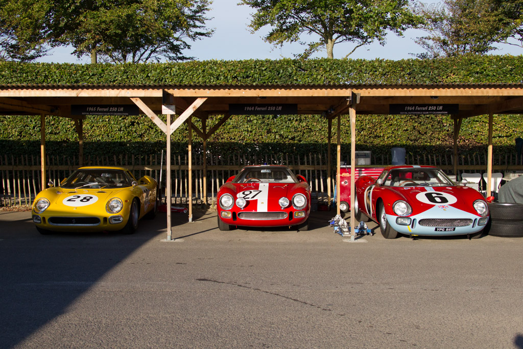 Welcome to Goodwood - Chassis: 6119   - 2015 Goodwood Revival