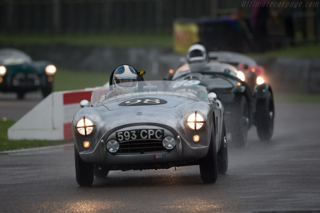 AC Ace Bristol - Chassis: BE 232 - Driver: Kevin Kivlochan  - 2016 Goodwood Revival