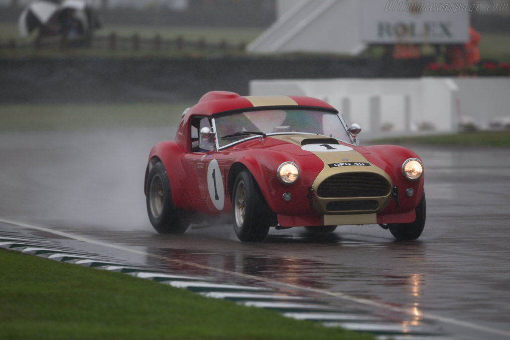 AC Shelby Cobra - Chassis: HEM6 - Driver: Oliver Bryant / Andrew Smith  - 2016 Goodwood Revival