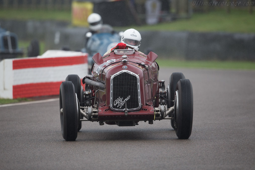 Alfa Romeo Tipo B - Chassis: 50003 - Driver: Matt Grist  - 2016 Goodwood Revival