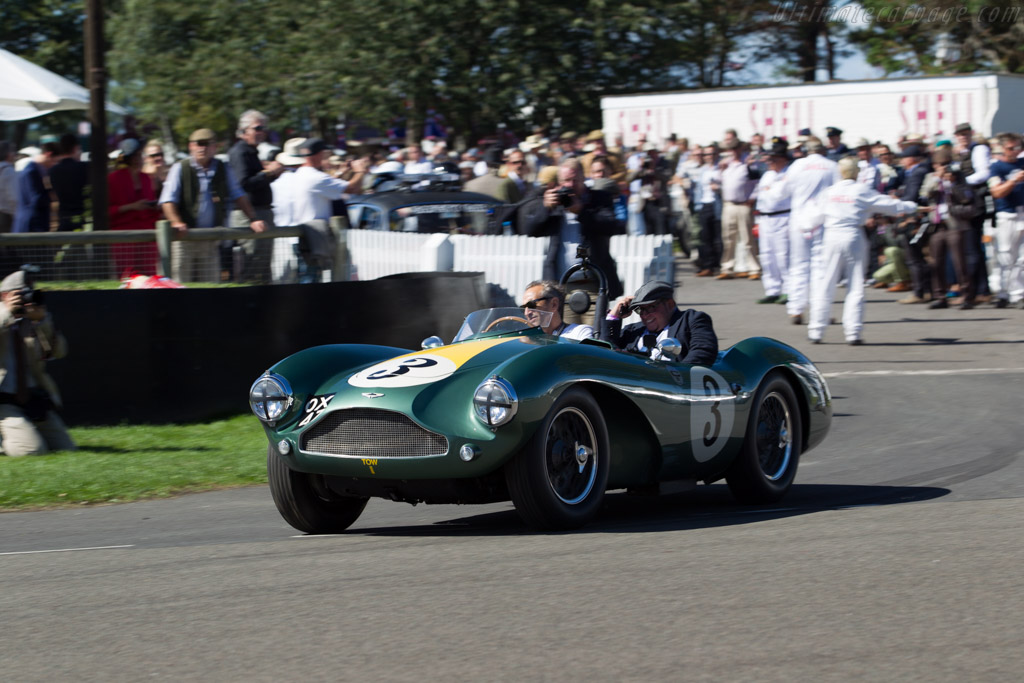 Aston Martin DB3S - Chassis: DB3S/104   - 2016 Goodwood Revival
