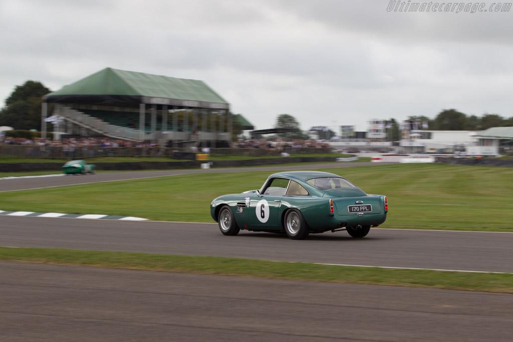Race Car Trophy >> Aston Martin DB4 GT - Chassis: DB4GT/0110/R - Driver: Ian ...