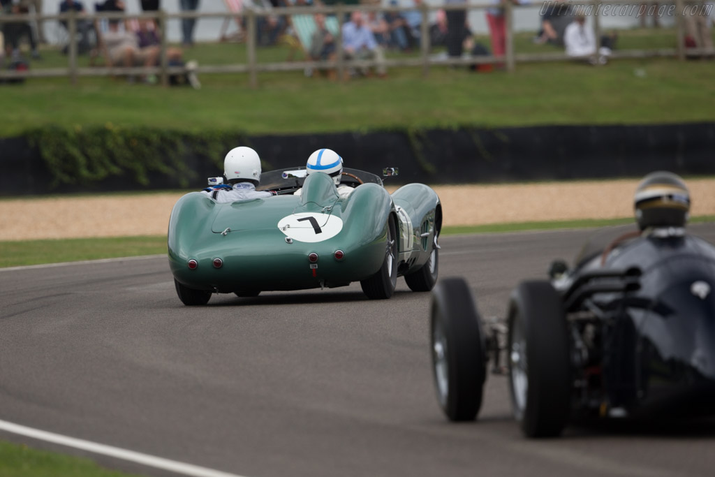 Aston Martin DBR1 - Chassis: DBR1/5   - 2016 Goodwood Revival