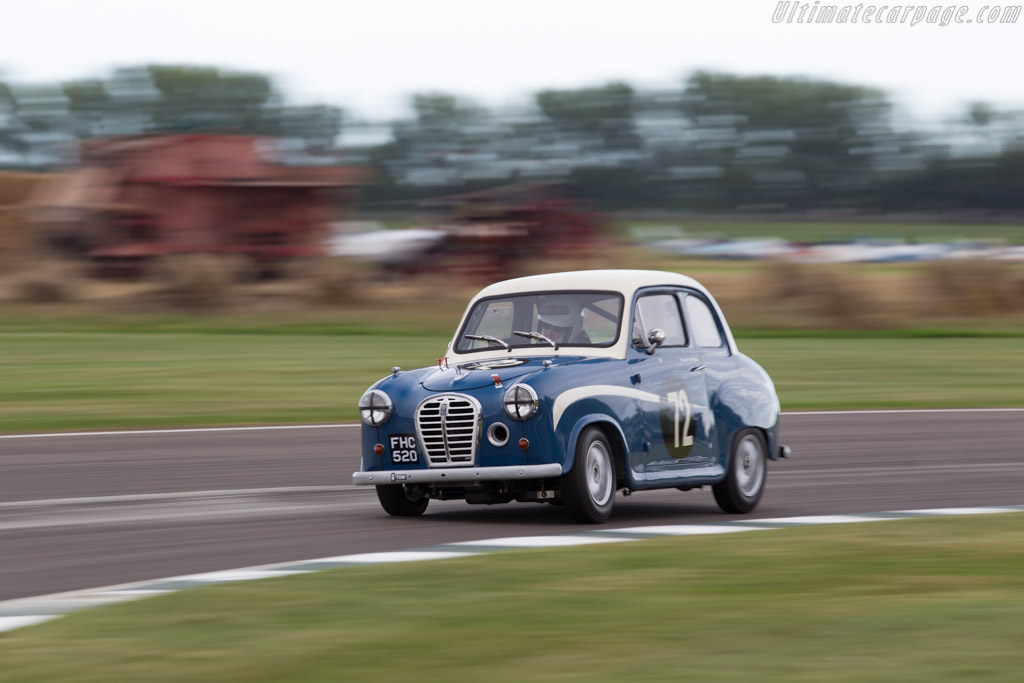 Austin A35  - Driver: James Gibbons  - 2016 Goodwood Revival
