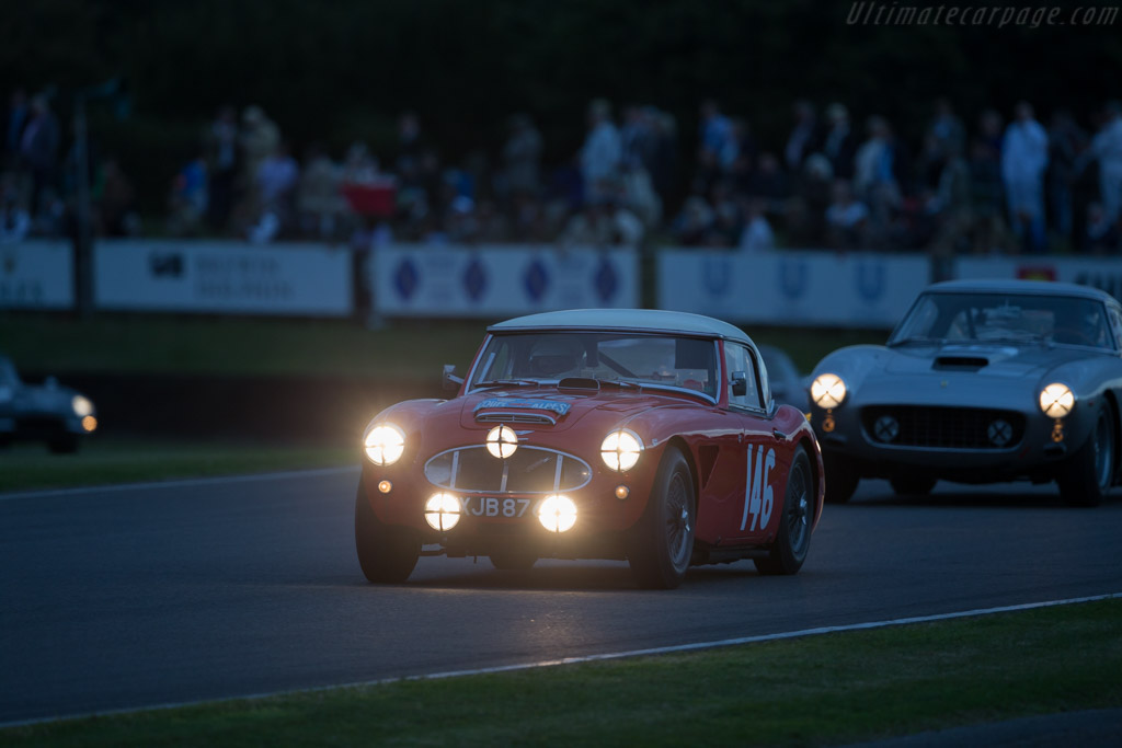 Austin Healey 3000 Mk1 - Chassis: HBN7/13707 - Driver: Michael Dorsey / Paul Woolmer  - 2016 Goodwood Revival