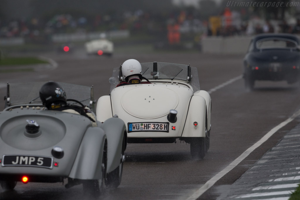 BMW 328  - Driver: Thomas Feierabend  - 2016 Goodwood Revival