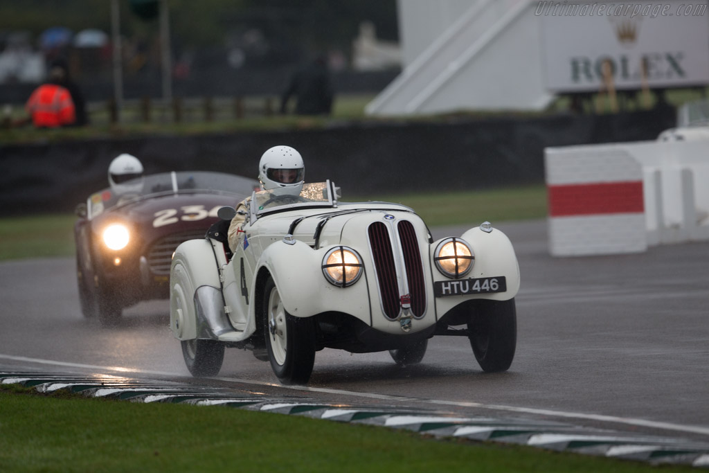 BMW 328 - Chassis: 85411 - Driver: Alistair Pugh - 2016 Goodwood Revival