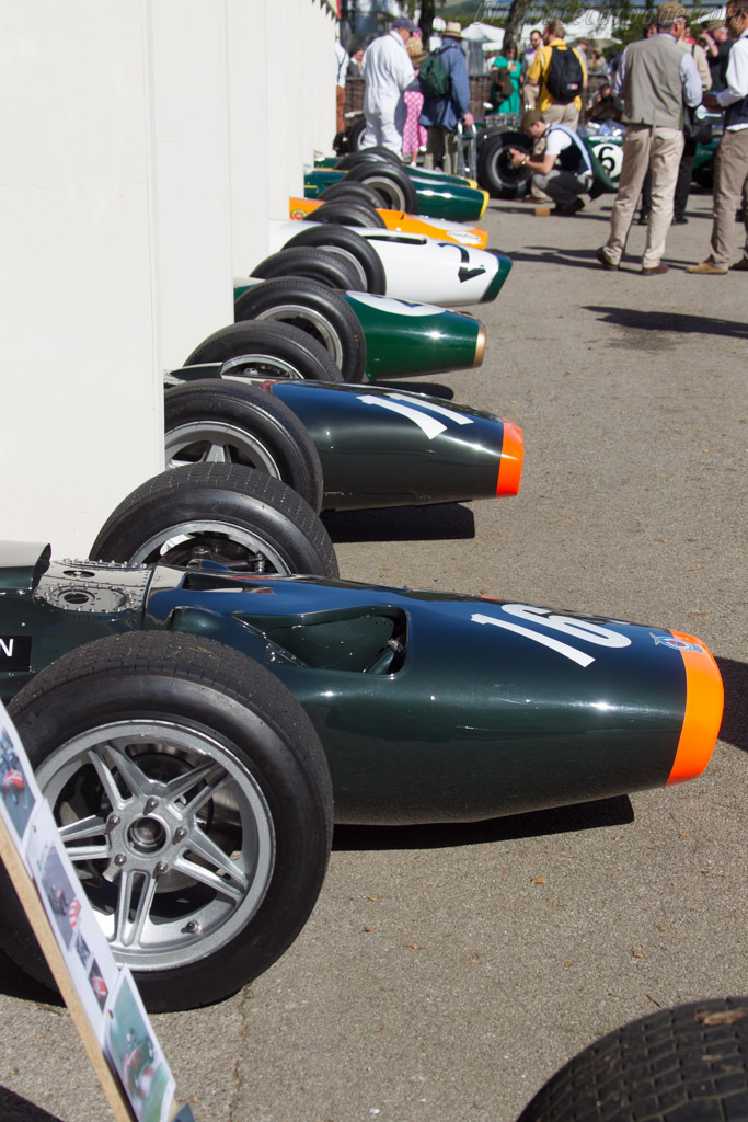 BRM P126 - Chassis: P126-01   - 2016 Goodwood Revival