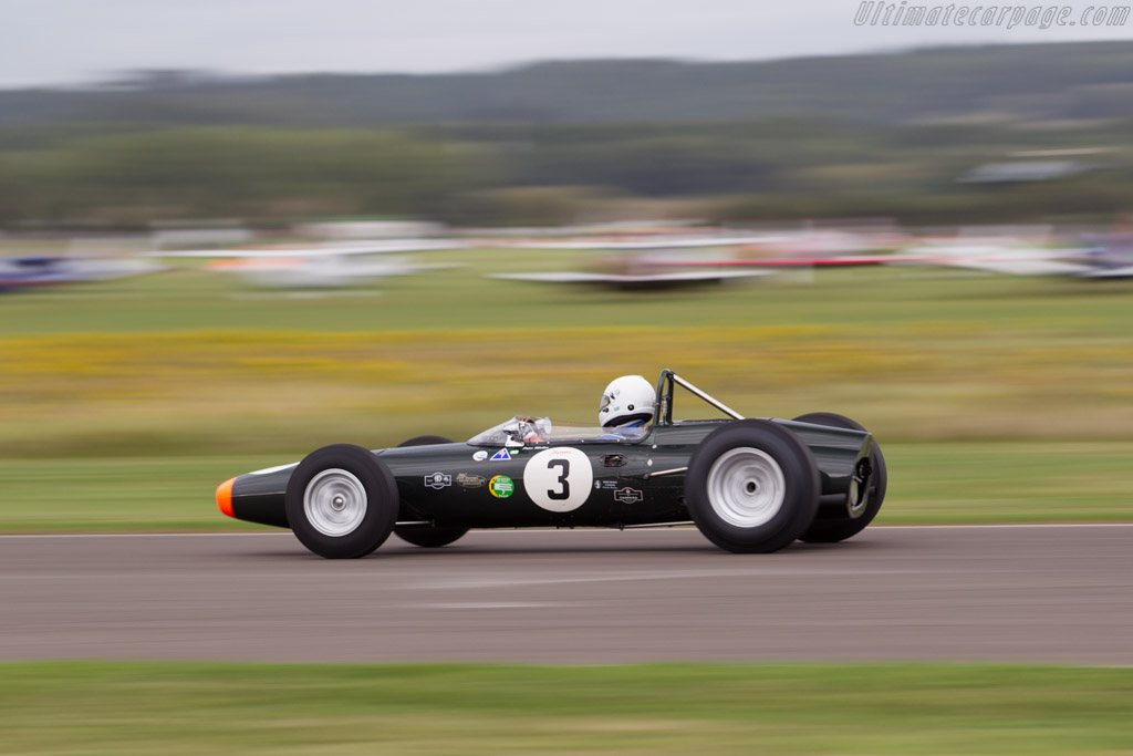 BRM P261 - Chassis: 2615 - Driver: Peter Mullen  - 2016 Goodwood Revival
