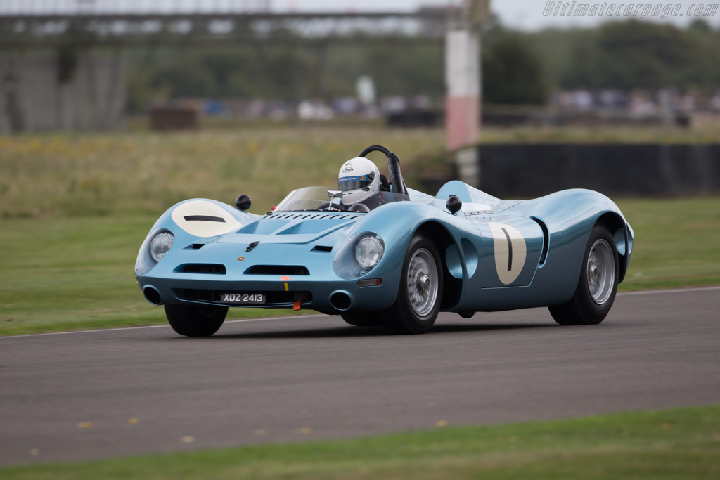 Bizzarrini P538 - Chassis: B-P538-001 - Driver: William Nuthall  - 2016 Goodwood Revival