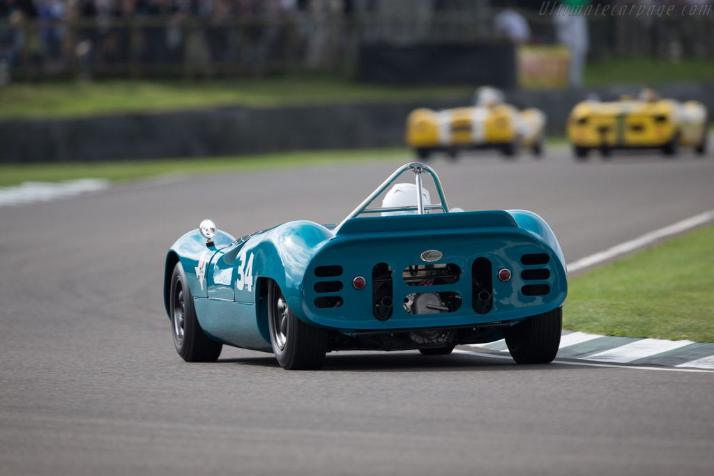 Brabham-BRM BT8 - Chassis: SC-5-64 - Driver: Steve Tillack  - 2016 Goodwood Revival