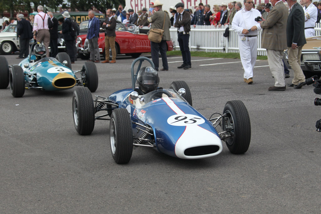 Brabham BT2    - 2016 Goodwood Revival