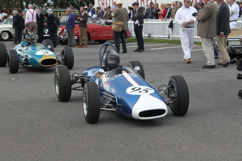 Brabham BT2    - 2016 Goodwood Revival
