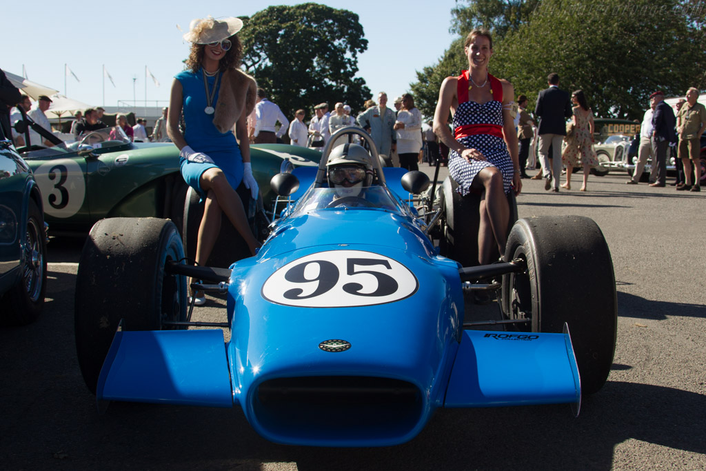 Brabham BT25 - Chassis: BT25-2   - 2016 Goodwood Revival