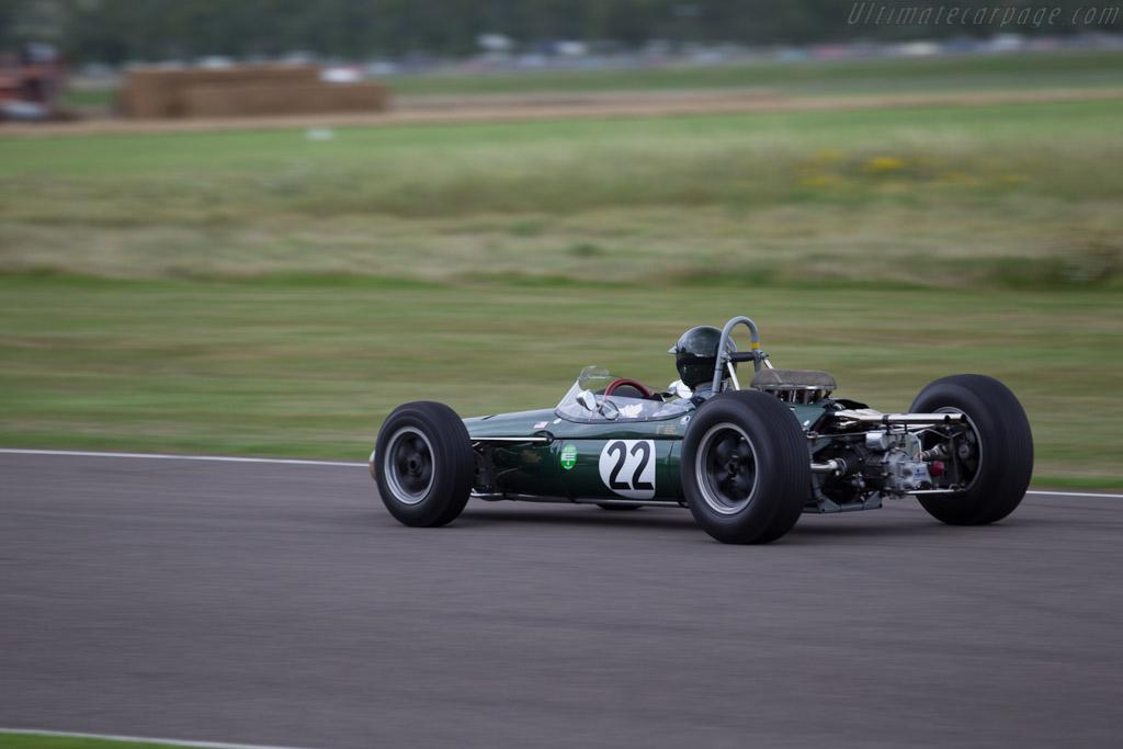 Brabham BT7 - Chassis: F1-1-63 - Driver: James King  - 2016 Goodwood Revival