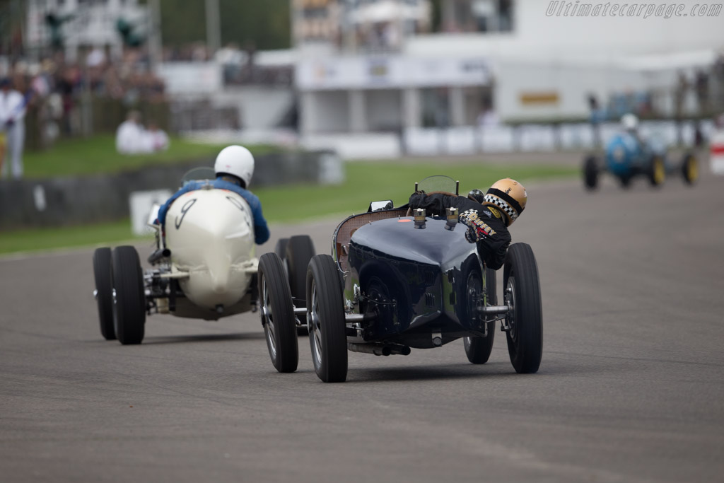 Bugatti Type 51 - Chassis: 51126 - Driver: Simon Diffey  - 2016 Goodwood Revival
