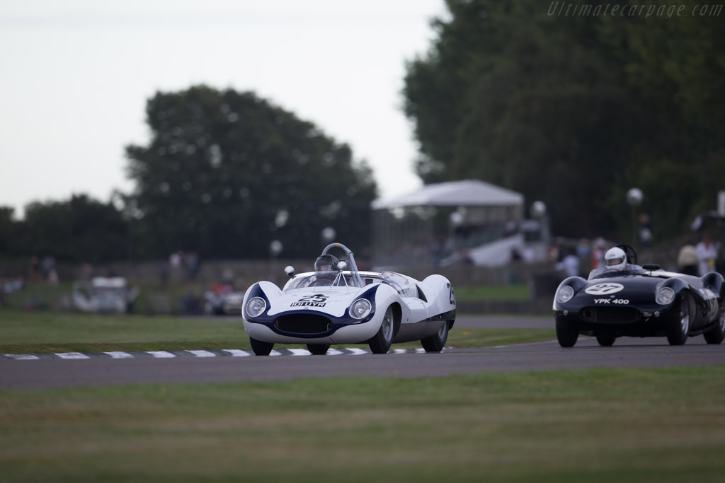 Cooper T49 Monaco - Chassis: CM/4/59 - Driver: Paul Griffin  - 2016 Goodwood Revival