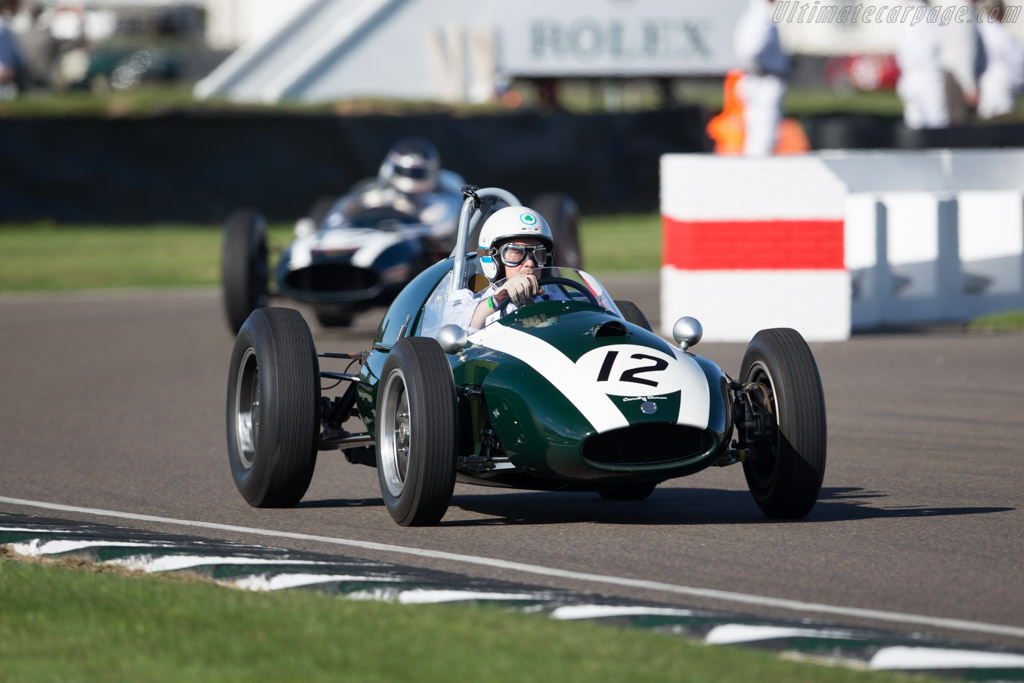 Cooper T51 - Chassis: F2-23-59   - 2016 Goodwood Revival