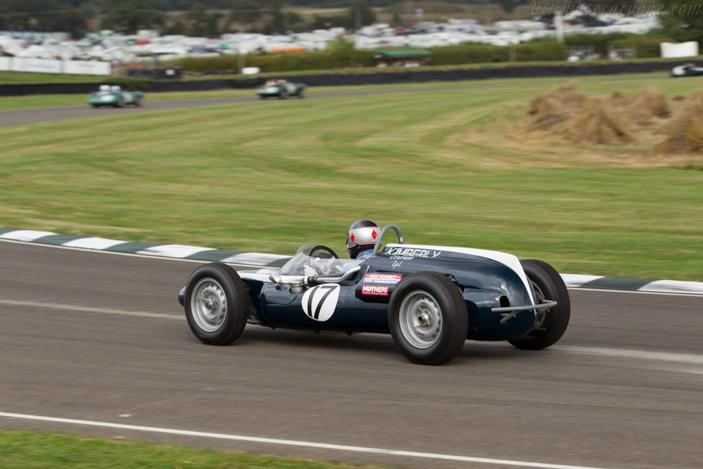 Cooper T54 - Chassis: IS/61/01   - 2016 Goodwood Revival