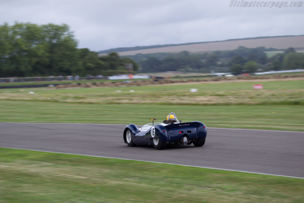 Cooper T61 Monaco - Chassis: CM/4/63 - Driver: Chris Jolly  - 2016 Goodwood Revival