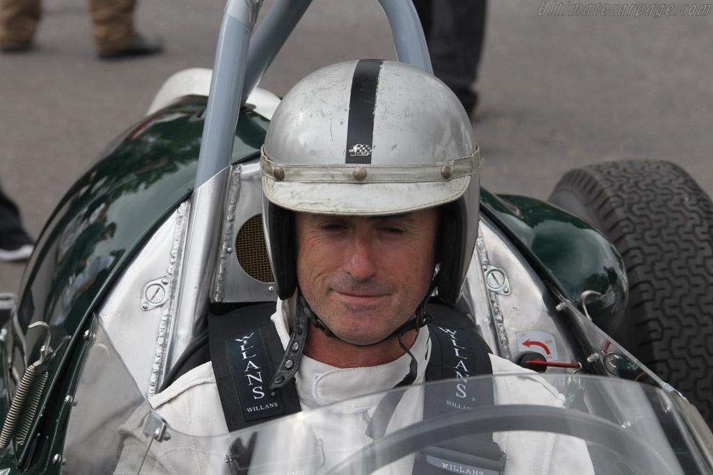 David Brabham    - 2016 Goodwood Revival