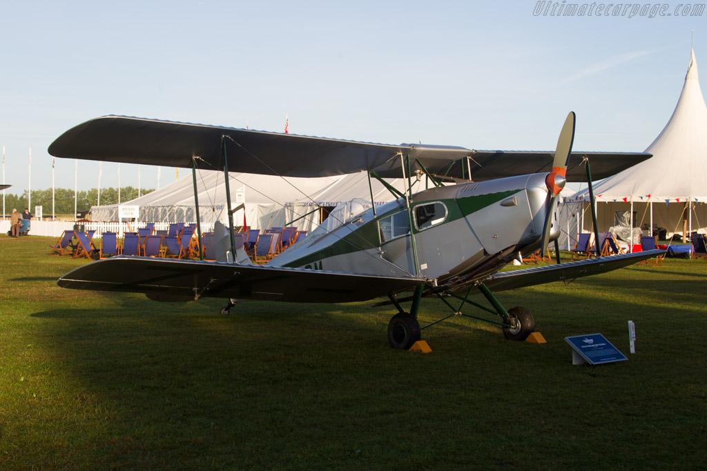 De Havilland DH60A    - 2016 Goodwood Revival