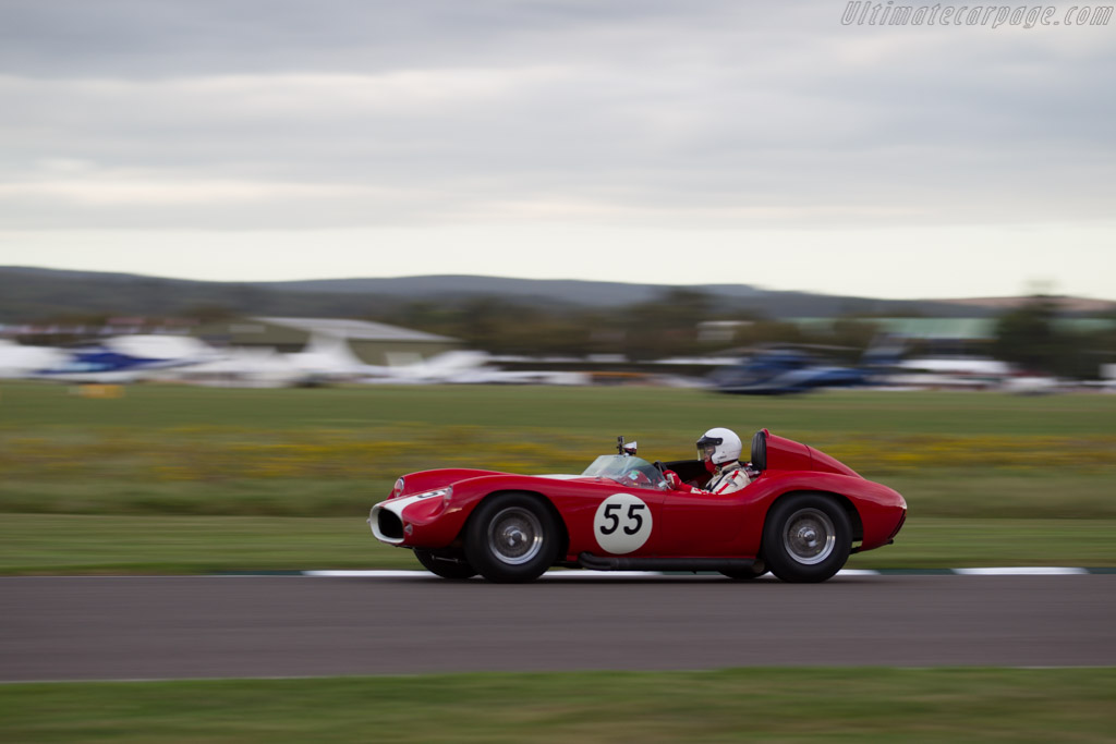 Devin SS - Chassis: SR4-4 - Driver: Ron Gamkont  - 2016 Goodwood Revival